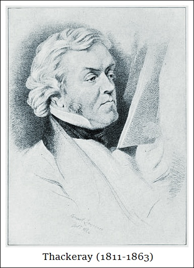 Thackeray (1811-1863)