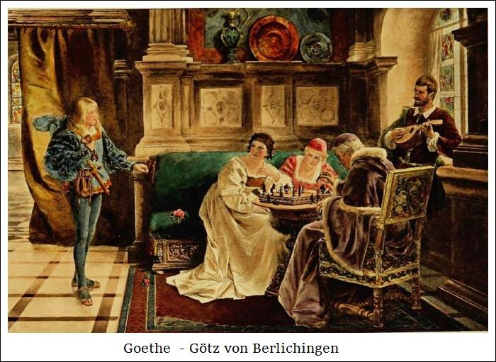 Goethe  – Götz von Berlichingen